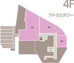 3F フロアマップ pg